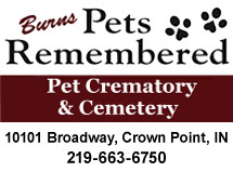Burns Pets Remembered