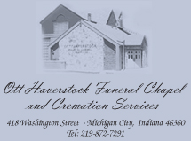 Ott Haverstock Funeral Chapel and Cremation Services