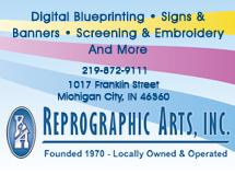 Reprographic Arts Inc.