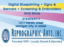 Reprographic Arts Inc.