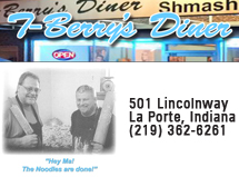 T-Berry\'s Diner